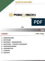 1 Apresentação Risk Vision 2.0 Brasiliano