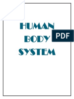 Human Body Systems.