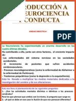 Introducción a La Neurociencia y Conducta