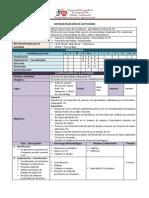 001 Informe Sesiones de Clases