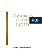 Doctrines of the Lord