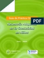 Guia_niños NAC 2009 Peru