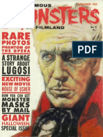 Famous Monsters of Filmland 009 1960 Warren Publishing