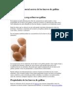 Información general acerca de los huevos de gallina.docx