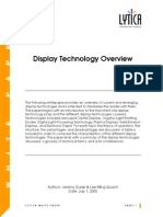 LYTICA Display Technology Overview