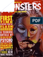 Famous Monsters of Filmland 010 1961 Warren Publishing