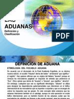 Las Aduanas 2013