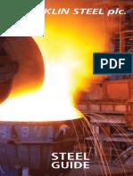 Franklin Steel Stock Book