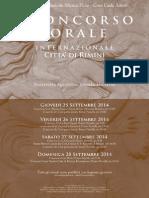 Booklet RICC2014