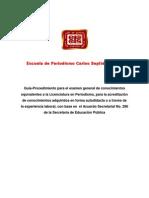 Periodismo Generos y Temas Estructura