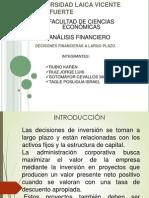 ANALISIS FINANCIERO_APALANCAMIENTO