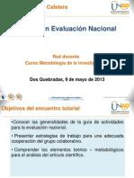 100103 Induccion Evaluacion Nacional 40