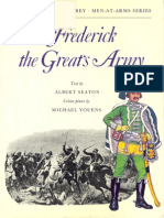 Osprey - Men at Arms 016 Frederik the Great's Army [Osprey MaA 016]