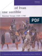 Osprey - Men at Arms 427 - Armies of Ivan the Terrible