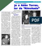 Adán Torres - Homenaje