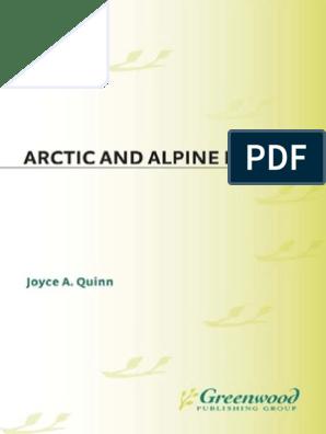 Biomes Of The World-Arctic And Alpine Biomes   Glacier   Snow