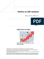How to ... Realize an ABC Analysis