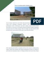Dampak Pembangunan Terhadap Tanah