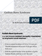 Guillen Barre Syndrom