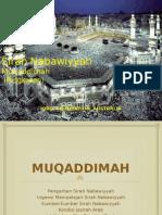 Sirah Nabawiyyah 01 - Muqaddimah