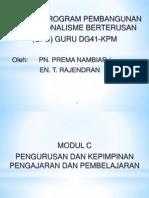 Modul c Cpd 2014