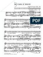 Cara e Dolce - Scarlatti