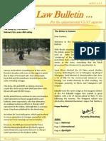 September Law Bulletin