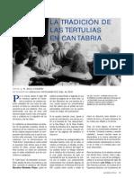 Tertulias Cantabria