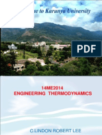 basis of thermodynamic