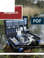 Wagtech Portable Water Quality Laboratories Brochure LR