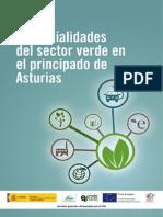 Estudio Potencialidades Sector Verde en Asturias
