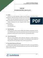 5. BAB III - Metodologi Pelaksanaan - Ternate