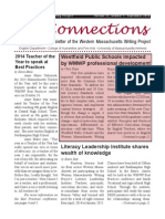 WMWP Fall Newsletter 2014