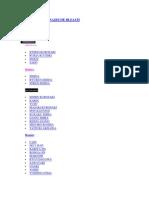 Lista de Personajes de Bleach
