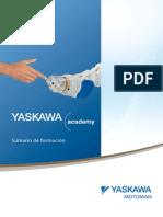 Guia de Formacion YASKAWA WEB
