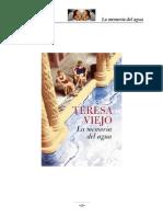 Viejo, Teresa - La Memoria Del Agua