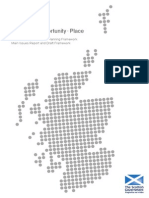 CD005 National Planning Framework (NPF) 3 Main Issues Report and Draft Framework (April 2013)