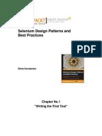 Mastering Selenium Webdriver Pdf