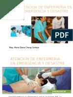 Atencion de Enfermeria en Emergencia y Desastre Clase 2