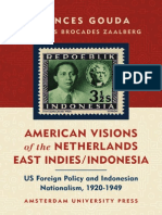 Gouda AmericanVisions of the Netherlands East Indies - Indonesia