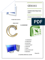 Foc Lab Manual