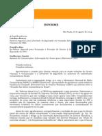 Carta AmarcBrasil OEA ONU