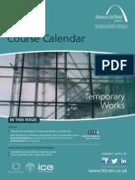 TTT Course Calendar
