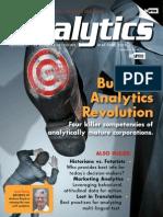 Analytics MAYJUNE 2013