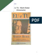EU e TU - Martin Buber (Fichame - Martin Buber