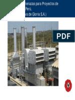 Oportunidades y Amenazas Para Proyectos de Cogeneración_GLORIA