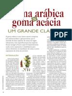 Goma Acacia