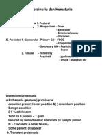 Proteinuria Dan Hematuria