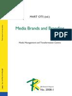 Media Brands and Branding