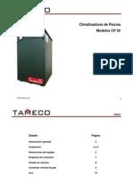 Calefactores de Piscina Cp 30